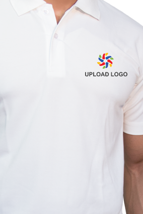 Premium Effit Upload Logo Polo T-Shirt