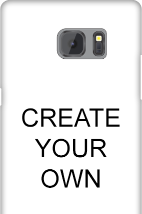 Personalised Create Your Own Samsung Galaxy Note 7 Mobile Cover