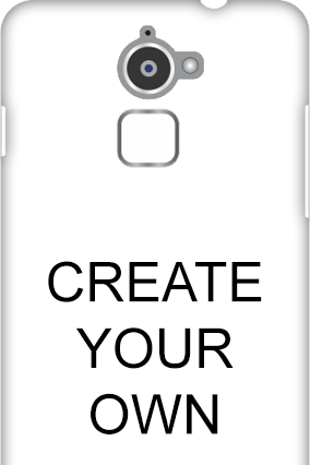 3D- Create Your Own Coolpad Note 3 Lite Mobile Cover