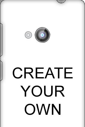 Create Your Own Nokia Lumia 535 Mobile Cover