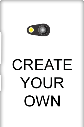 Create Your Own Lumia 730 Mobile Cover