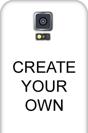 3D - Create Your Own Samsung Galaxy S5 Cover