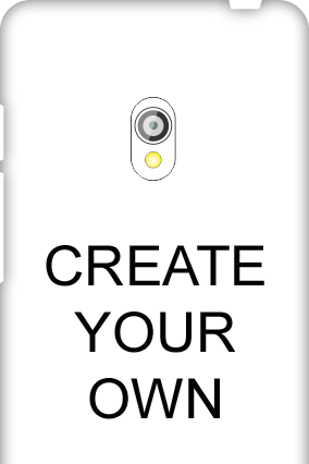 Customised Create Your Own Asus Zenfone 5 Cover