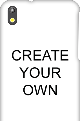 3D - Create Your Own HTC Desire 816 Mobile Cover