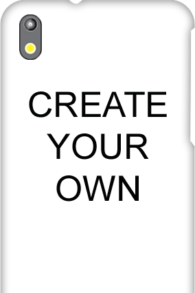 3D - Create Your Own HTC Desire 816G Mobile Cover