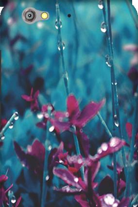 Custom Silicon - Gionee S6 Gardenic Mobile Cover