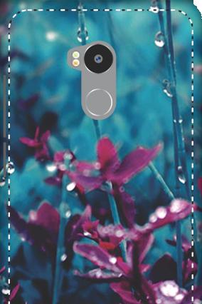 3D - Redmi 4 Prime Gardenic Mobile Cover