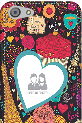 3D - Oppo A33  Paris Valentine's Day Mobile Cover