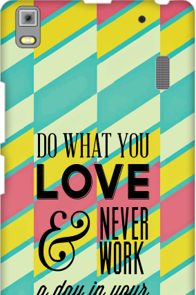 Lenovo K3 Note Colored Life Cover
