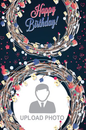 Birthday Wish Poster