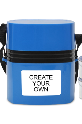 Create Your Own Megalunch H34 Blue