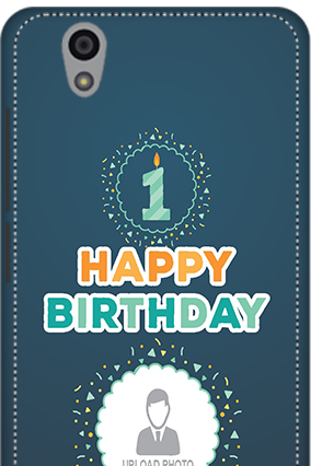 3D - Gionee F103 Birthday Wishes Mobile Cover