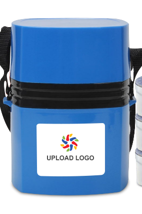 Upload Logo  Megalunch 3 H35 Blue