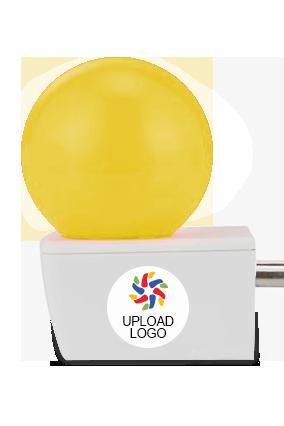 Upload Comapny Logo Night Lamp With Half Watt Led E-163