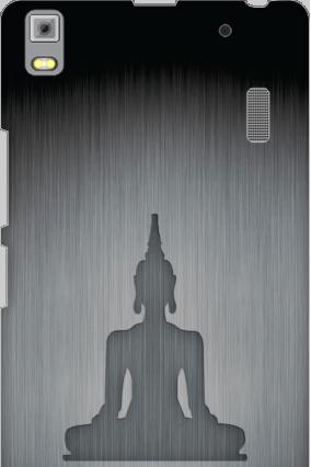 Lenovo K3 Note Buddha Peace Cover