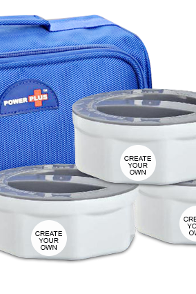 Create Your Own Zippy Delight Lunch Box H101