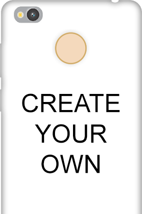 Create Your Own Xiaomi Redmi 3 Pro Mobile Cover