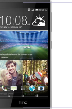 HTC Desire 620G Screen Protector