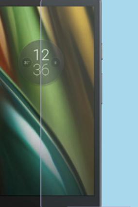 Motorola Moto E3 Screen Protector