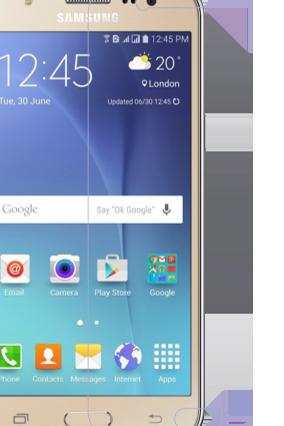 Samsung Galaxy J7 Screen Protector