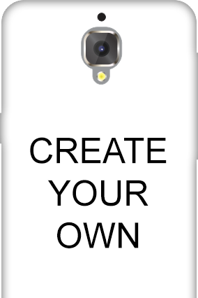 Create Your Own OnePlus 3T Mobile Cover