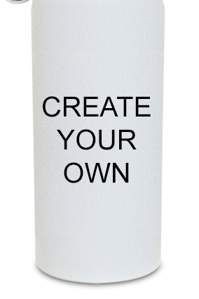 Create Your Own 600ml White Sipper