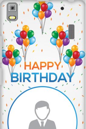 Lenovo K3 Note Birthday Greetings Mobile Cover