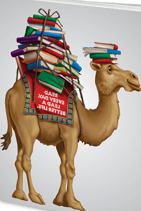 Effit Bookback Camel Notebook