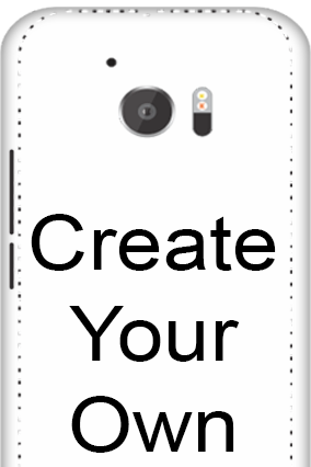 3D - Create Your Own HTC M10 Mobile Cover