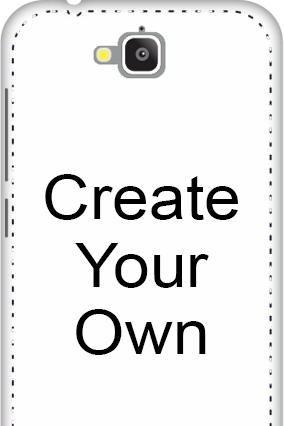 3D - Create Your Own Huawei Honor Holly Mobile Cover