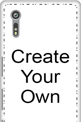 3D - Create Your Own Sony Xperia XZ Mobile Cover