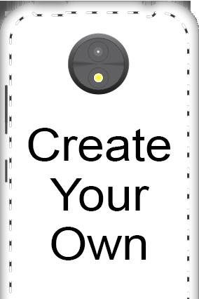 Motorola Moto C - Create Your Own Mobile Cover