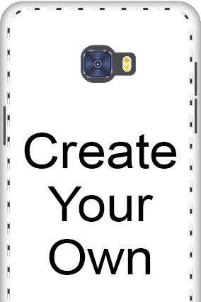 3D - Create Your Own Samsung Galaxy C7 Pro Mobile Cover