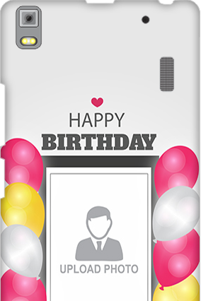 Lenovo K3 Note Birthday Wishes Mobile Cover