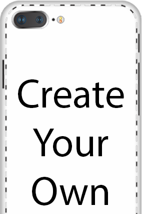 3D - Create Your Own iPhone 7 Plus Mobile Cover