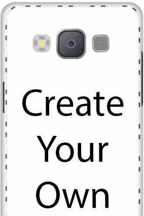 3D - Create Your Own Samsung Galaxy A5 2015 Mobile Cover