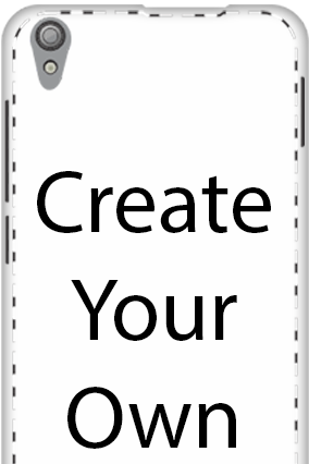 3D - Create Your Own Lenovo S850 Mobile Cover