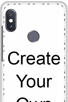 3D - Create Your Own Xiaomi Redmi Note 5 Pro Mobile Cover