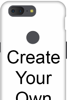 3D - Create Your Own OnePlus 5T Mobile Cover