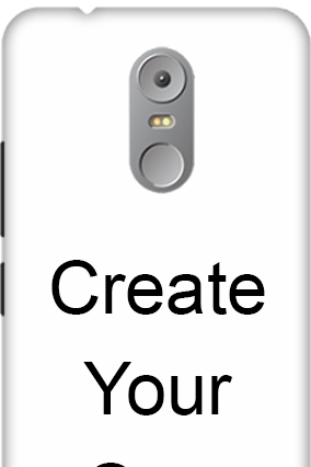 3D - Create Your Own Lenovo K6 Note Mobile Cover