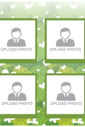 Multi Photos Landscape Collage