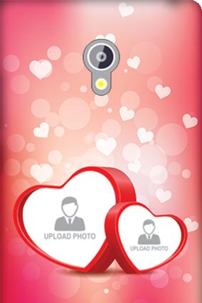 Asus Zenfone 6 Small Hearts Anniversary Mobile Cover