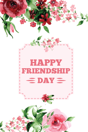 Cool Friendship Day Card