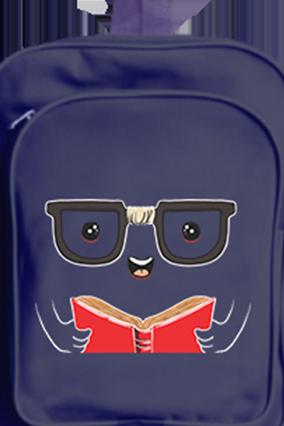 Cool Nerd School Bag