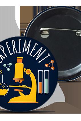 Little Scientist Badge