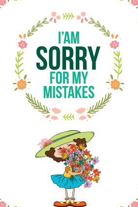 Sorry cards make sorry greeting card online india printland amazing sorry cord amazing sorry cord m4hsunfo