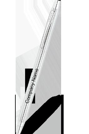 Cross 3502 Classic Century Chrome Ball Point Pen