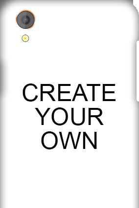 Silicon - Create Your Own Lava Iris X1 Atom Mobile Cover