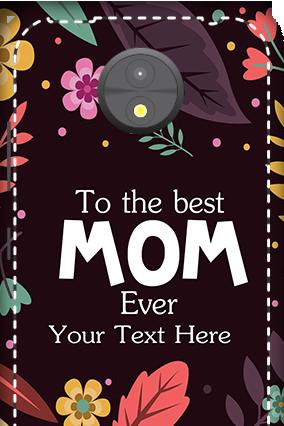 3D -  Motorola Moto C Best Mom Mobile Cover