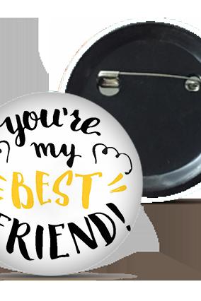 Best Friend Badge